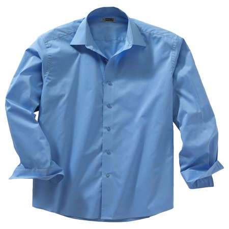 Edwards Men's Big And Tall Wrinkle Resistant Dress Shirt, Style 1033