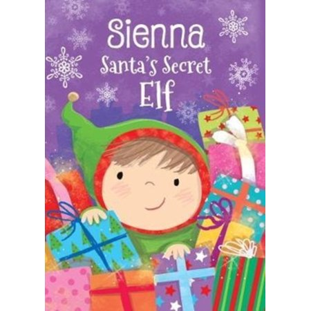 SIENNA SANTAS SECRET ELF (Santa Secret Elf)