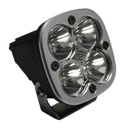 Baja Truck Parts - Baja Designs LED Light Pod Work Scene Pattern Clear Black Squadron Sport ATV UTV Jeep Motorcycle Truck SUV 550006