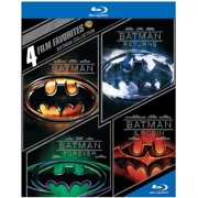 4 Film Favorites: Batman Collection (Blu-ray) by