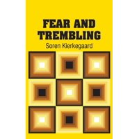Fear and Trembling (Hardcover)