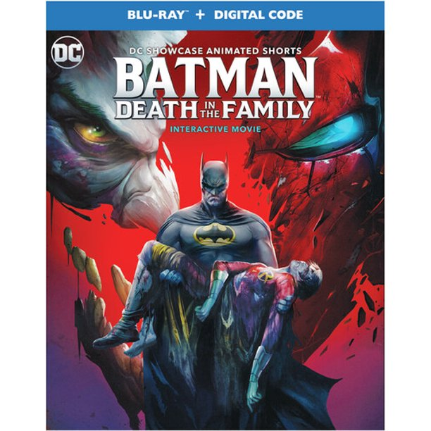 Batman: Death in the Family (DC) (Blu-ray + Digital Copy)