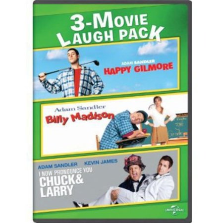 Happy Gilmore / Billy Madison / I Now Pronounce You Chuck & Larry (Anamorphic Widescreen)