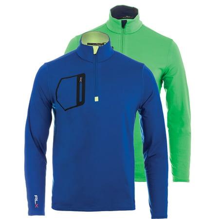 men's brushed back tech jersey 1/2 zip (Half Zip Bike Jersey)