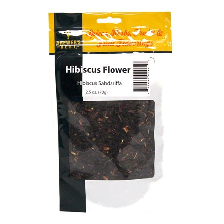 Brewer's Best Brewing Herb's and Spices - Dried Hibiscus
