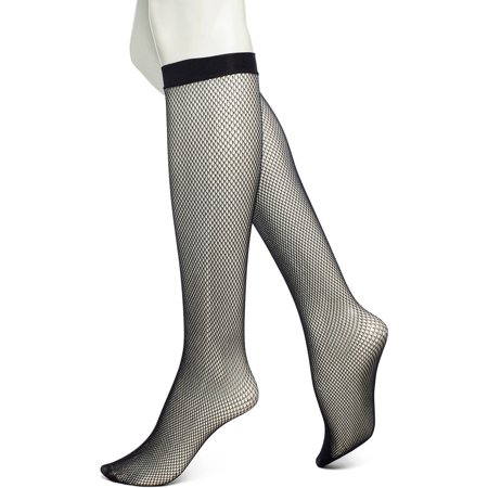 No Nonsense Womens Fishnet Trouser Sock