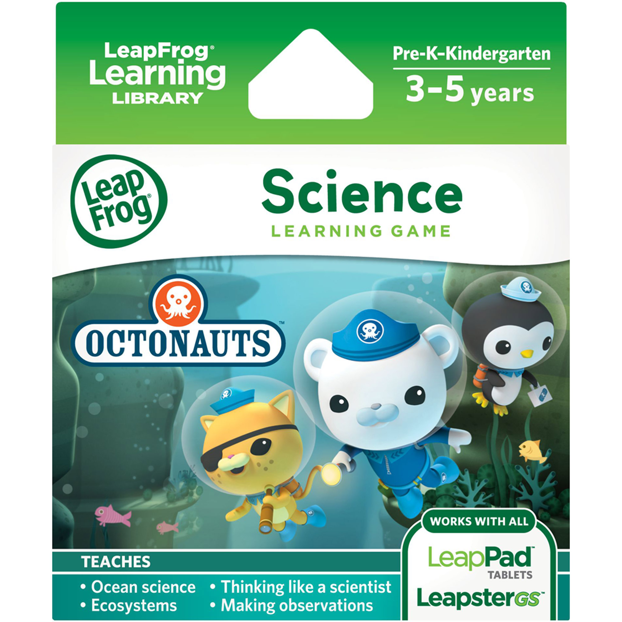 LeapFrog Learning Game: Disney Octonauts