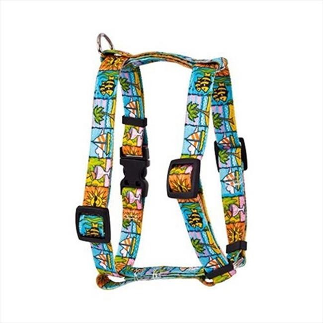Yellow Dog Design Seaside Roman H Harness