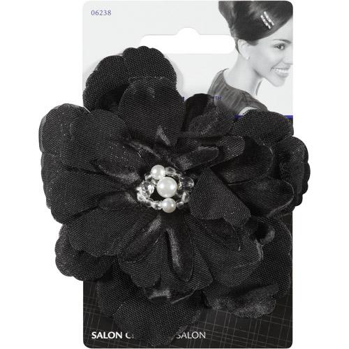Goody FashioNow Pearl Cluster Flower Hair Clip, Black