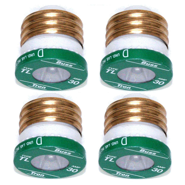 Fuse Plug M/d30a 4bx