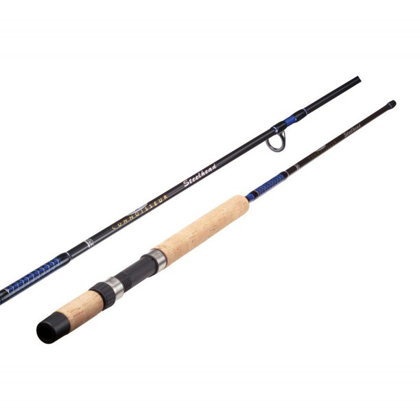 Okuma Connoisseur Salmon and Steelhead 2-Piece Spinning Rod