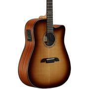 Alvarez AD60CESHB Artist 60 Series Dreadnought Acoustic Electric Guitar (Open Box)
