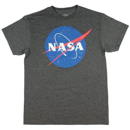 NASA Space Exploration Classic Logo Men's T-Shirt](Nasa Space Helmet For Sale)