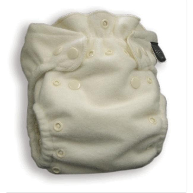 Organic Caboose 3004 Organic Hybrid One-size Fitted Diaper