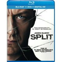 Split (Blu-ray + DVD + Digital Copy)