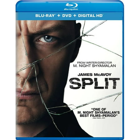 Split Bale (Split (Blu-ray + DVD + Digital)