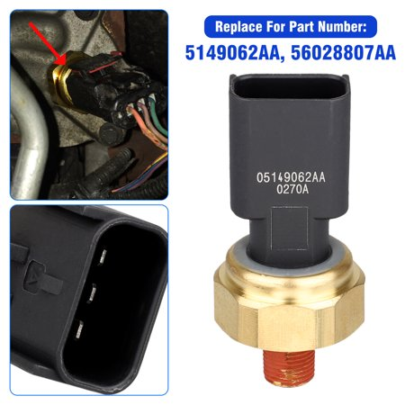 Jeep Oil Pressure Switch - Engine Oil Pressure Switch Sensor For Jeep Grand Cherokee 1999 2000 2001 2002 5149062AA 56028807AA