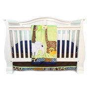 Jazzie Jungle Boy - Infant Set (3pc no bumper)