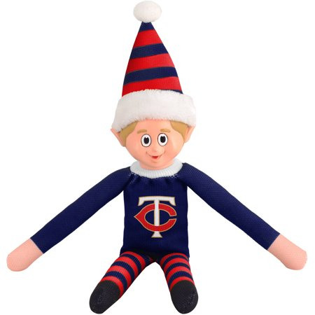 Forever Collectibles - MLB Team Elf, Minnesota Twins
