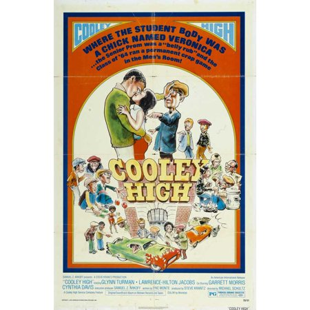 Cooley High (1975) 27x40 Movie Poster