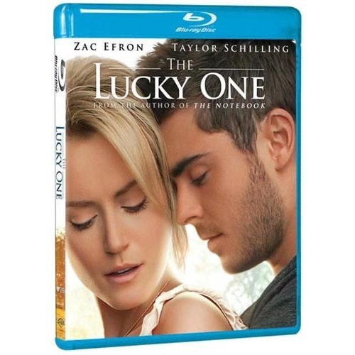 The Lucky One (Blu-ray   DVD   UltraViolet) (With INSTAWATCH)