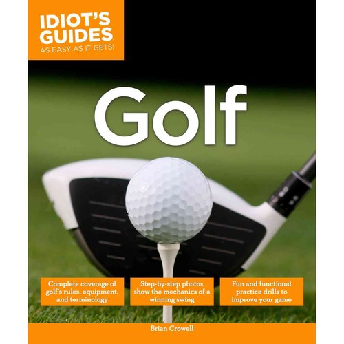 Idiot's Guides Golf