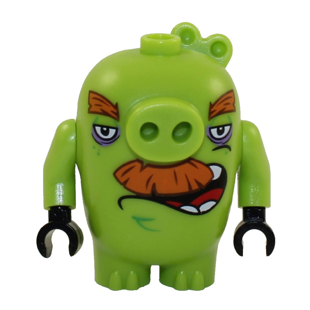 Lego The Angry Birds Movie Foreman Pig Minifigure NEW!!!