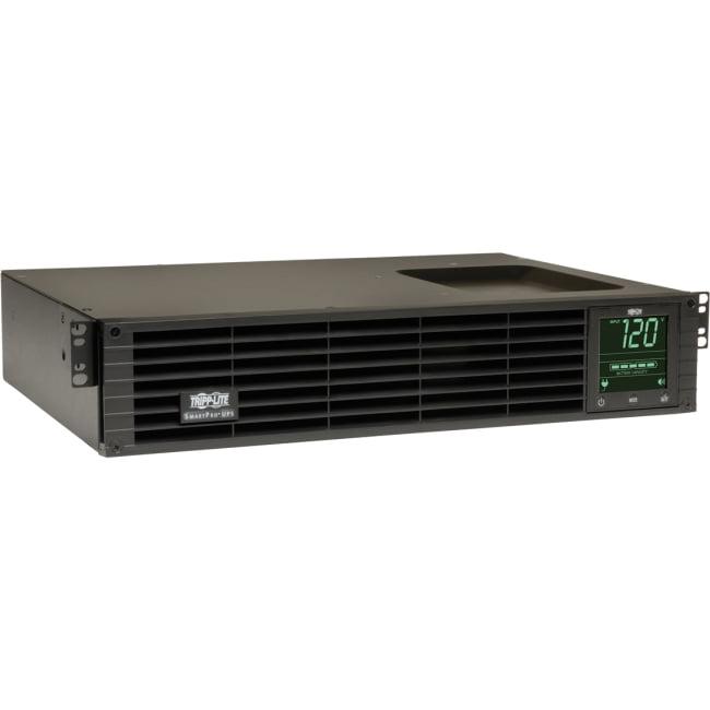 Tripp Lite SMART1000RM2U Smart Pro 1000VA 700W UPS, Black by Tripp Lite