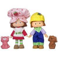 Strawberry Shortcake and Huckleberry Pie Doll Set
