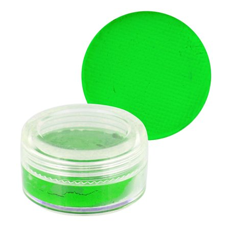 Green Face Paint (Custom Body Art 10ml Green Flourescent FACE)