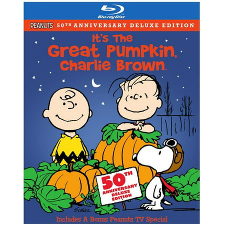 It's the Great Pumpkin, Charlie Brown (Blu-ray)](Charlie Brown Halloween Full)