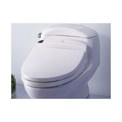 Toto SW843#12 Washlet E200 Round Front Toilet Seat, Sedon...