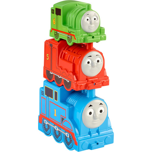 Fisher-Price My Frist Thomas and Friends Stacking Steamies