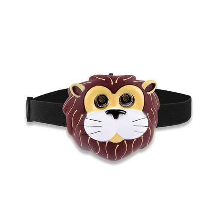Kids Lion Headlamp - Kids Headlamp