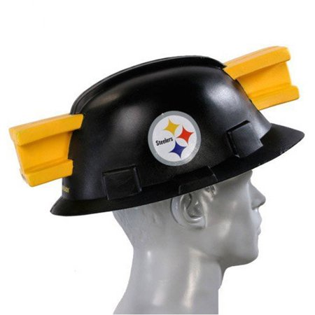 78b2b08b1c9 NFL Pittsburgh Steelers Foamhead Hat - Walmart.com