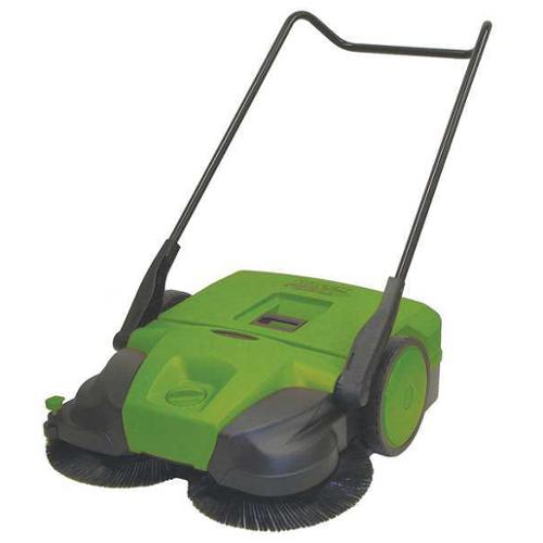 BISSELL COMMERCIAL BG477 Push Sweeper,31 in.W,13.2 gal,WalkBehind G1872057