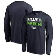 2T Team Color NFL Seattle Seahawks Boys Short Sleeve Solid Logo Tee Shirt