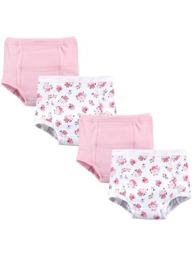 Training Pants 4pk (Baby Girls)