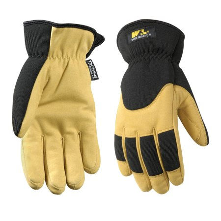 Wells Lamont 7092XL Insulated Winter Synthetic Leather Glove, Extra Large