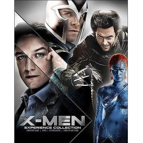 X-Men Experience Collection (Blu-ray) (Widescreen)