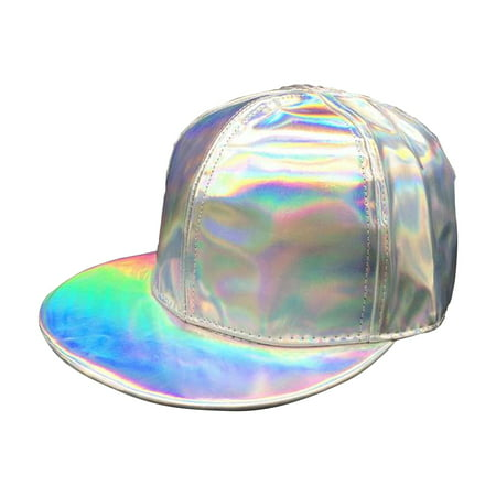 Marty McFly Jr Baseball Cap Back To the Future 2 Hat Neon Costume Color