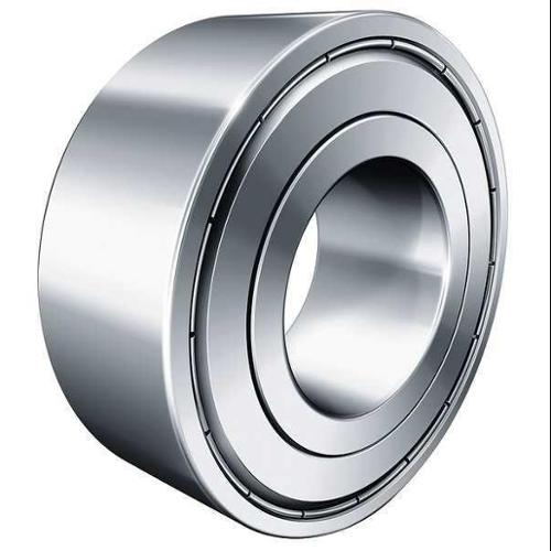 FAG BEARINGS 3203-BD-2Z Angular Contact Ball Bearing,19,400 rpm