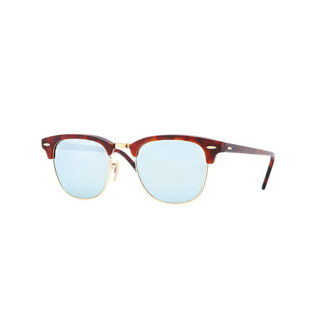 Ray-Ban Unisex RB3016 Classic Clubmaster Sunglasses, (Ray Ban Sunglasses Nyc)