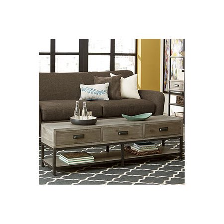 Union Rustic Winooski Bench Coffee Table