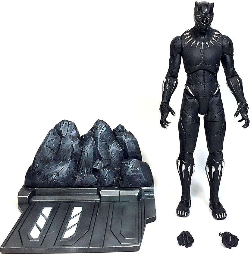 Marvel Select Black Panther Action Figure [2018 Movie Version]
