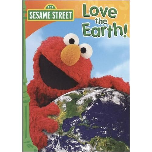 Sesame Street: Love The Earth! (Full Frame)