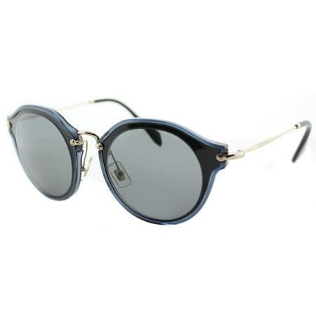 d3286285cbbd Miu Miu - Miu Miu MU 51SS 1AB9K149 Women Cat-Eye Sunglasses - Walmart.com