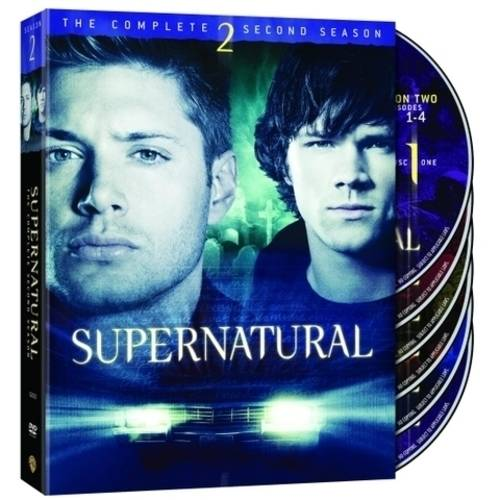 Supernatural: The  Complete Second Season (Widescreen)