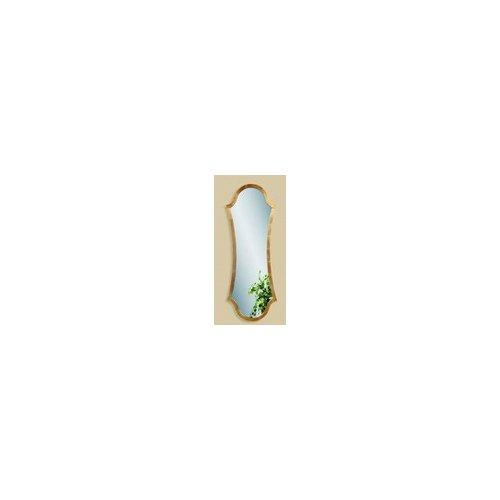 Bassett Mirror Ridley Wall Mirror - Gold Leaf