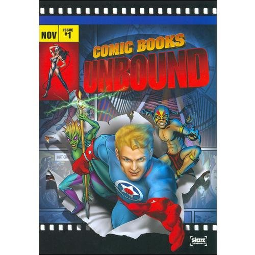 Comic Books Unbound